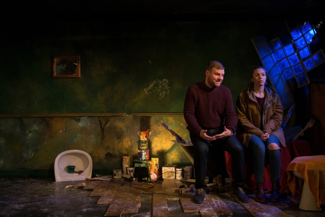 Interview With Stephen Jones From Eden Pavilion Theatre