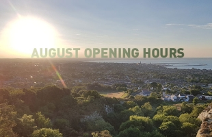 August 2018 Opening Hours