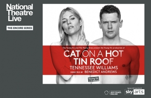 Cat on a Hot Tin Roof (Encore Screening)