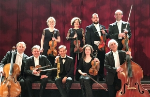 Chamber Philharmonic Europe at Monkstown Church