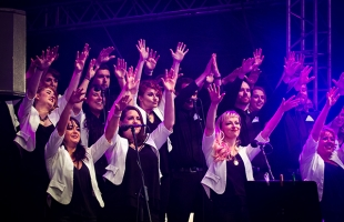 Christmas with the Dublin Gospel Choir