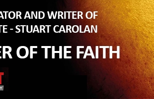 Creator & Writer of LOVE/HATE - Stuart Carolan comes to Pavilion Theatre!