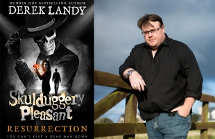 The Return of the Skeleton Detective with Derek Landy