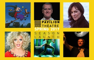 Pavilion Theatre Spring 2017 Season Launch
