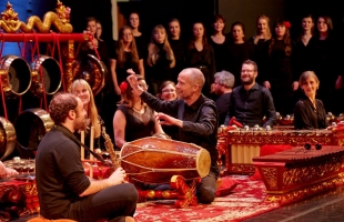 Irish Gamelan Orchestra