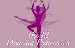 The Goode School of Dance: The 12 Dancing Princesses