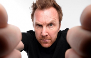 Jason Byrne – The Man With Three Brains