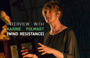 Interview with Karine Polwart (Wind Resistance)