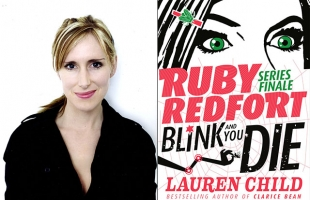 Lauren Child Presents Ruby Redfort