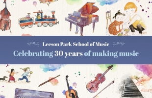 Leeson Park School of Music Celebrating 30 Years of Music Making