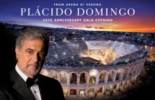 Plácido Domingo: 50th Anniversary Gala