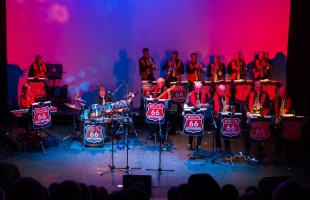 Route 66 Big Band Live in Concert