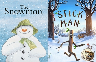 The Snowman & Stick Man
