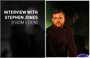 Interview with Stephen Jones (From Eden)