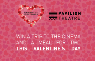 Win Dinner and a Film this Valentine's Day