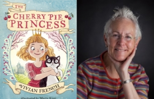 Meet Vivian French, her Knights and Cherry Pie Princesses - Schools Event