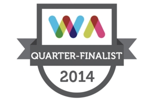 Most beautiful website - Quarter Finals