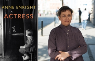 Anne Enright with Marian Richardson