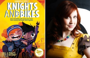 Knights and Bikes with Gabrielle Kent