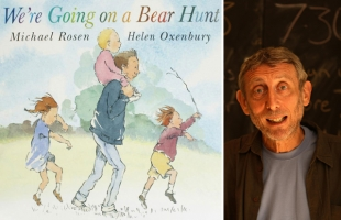 Storytime with Michael Rosen