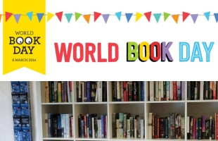 World Book Day at Pavilion Theatre