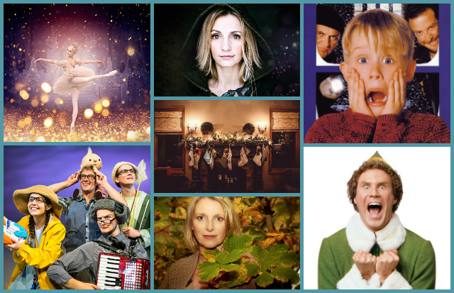December at Pavilion Theatre: the most wonderful time of the year!