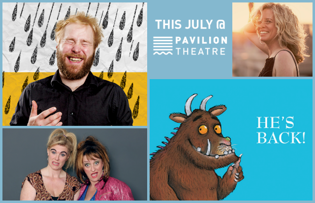 July at Pavilion: Packed with Brilliant Things!