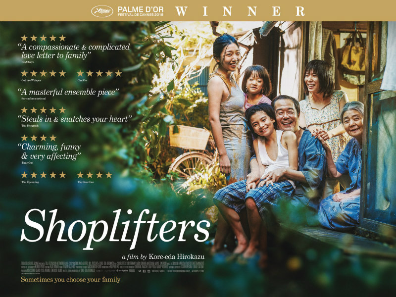 Image result for koreeda shoplifters