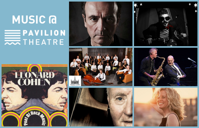 Get Ready for a Summer of Music at Pavilion!