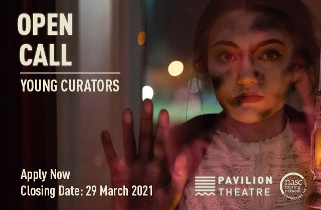 Open Call: Young Curators 2021