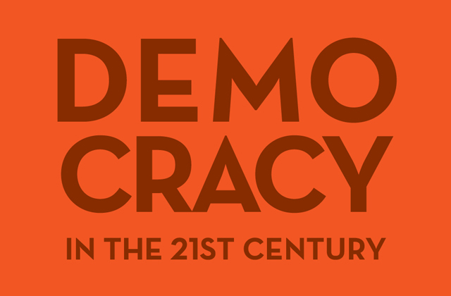 Ctrl - Alt - Resetting Democracy in the 21st Century