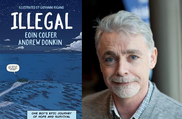 Illegal with Eoin Colfer - Schools Event