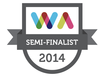 Web Awards Semi Finals - Most beautiful website & Best Arts Website